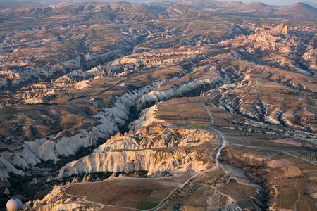 Goreme National Park. Cappadocia,  Turkey