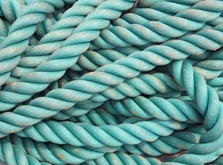 blue rope texture