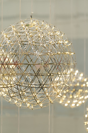 Photo pour Modern LED light bulbs - image libre de droit