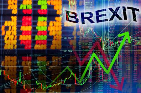 Brexit effect in stock market