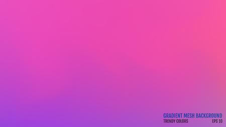 Illustration pour Modern background. Colors transition concept. Gradient mesh. Abstract Cover. Trendy colored Surface. Elegant pattern. Vector illustration. - image libre de droit