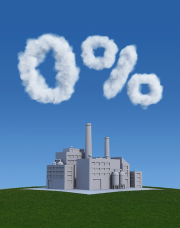 Zero Waste - Clean Environment Concept