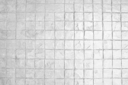 Photo for White background of stone pattern surface - Royalty Free Image