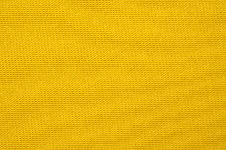 Photo pour Yellow fabric texture for background - image libre de droit