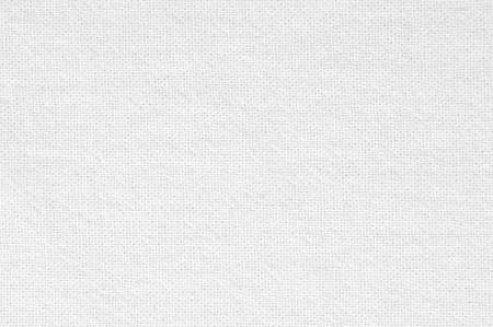 Photo pour White fabric canvas texture background - image libre de droit