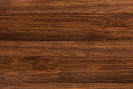 background  and texture of Walnut wood decorative furniture surfaceの写真素材