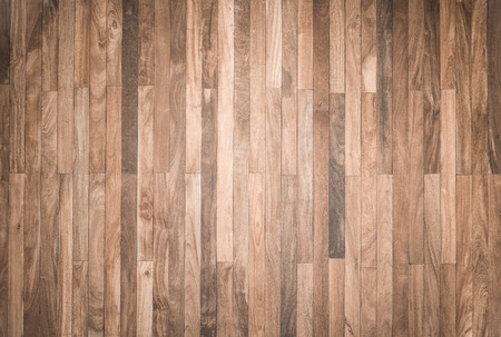 Foto de background and texture of decorarive redwood striped  on wall, Xylia xylocarpa Taub wood - Imagen libre de derechos