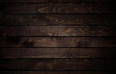 Photo pour dark wood texture. background old dark panels. - image libre de droit