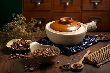 Foto de Traditional Chinese medicine - Imagen libre de derechos