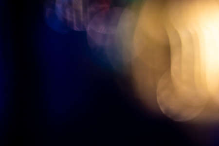 Photo for Beautiful abstract colorful multicolor bokeh effects - Royalty Free Image