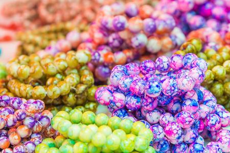 Lucky Colorful Stone Bracelet