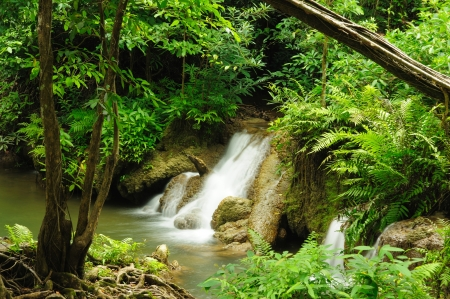 Travel Kroeng Kra Via Waterfall