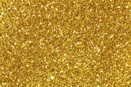 Foto de Background filled with shiny gold glitter. - Imagen libre de derechos