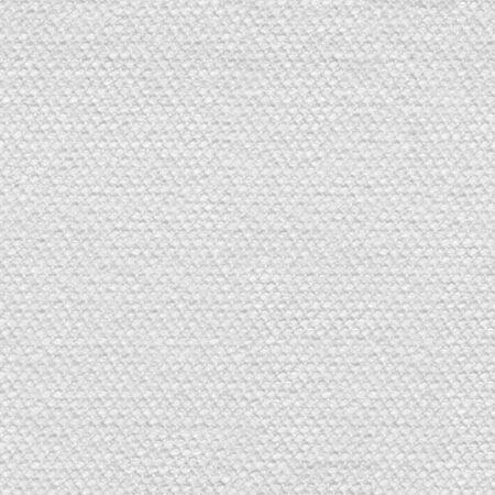 Photo pour Usual classic textile background in white tone. Seamless square texture, tile ready. - image libre de droit