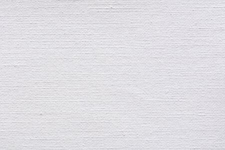 Photo pour White canvas natural background in white color for your classic design work. - image libre de droit