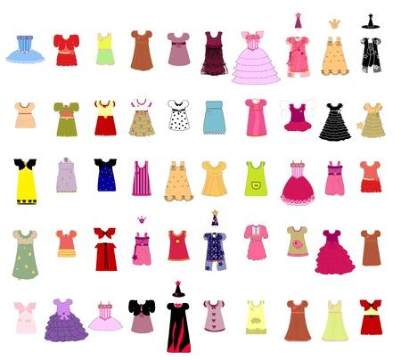 Illustration pour Baby fashion.  - image libre de droit