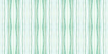 Photo pour Seamless Fashion Stripes. Retro Lines Background. Geometric Grunge Pattern. Green and White Graphic Stripes. Vintage Handmade Repeat. Water Stroke Background. Abstract Stripes. Lines Wallpaper. - image libre de droit