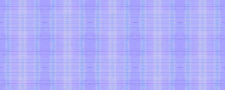 Girl Check Plaid. Watercolour Stripe Textile. Modern Gingham Tablecloth. Seamless Check Plaid. British Kilt Print. Irish Geometric Twill. Purple Stripes Texture. Watercolor Check Plaid.
