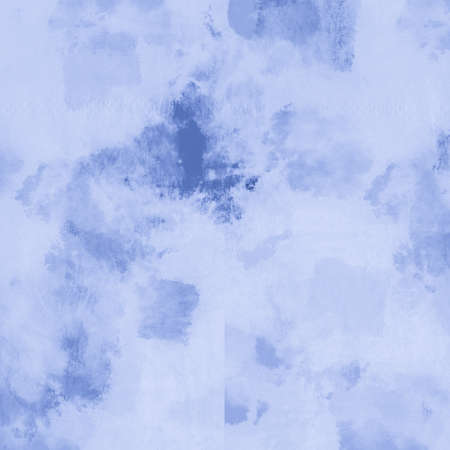 Photo for Watercolor Abstract Texture. Indigo Denim Oil Ink - Royalty Free Image