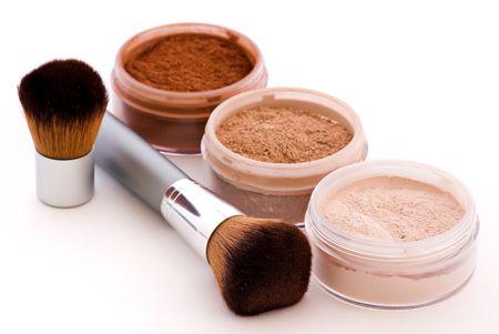 Brush and Makeup