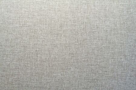 Foto per Texture of gray and white wallpaper with a stripped pattern. Gray paper surface, structure closeup. Textile wicker backdrop. - Immagine Royalty Free