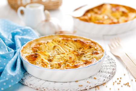 Foto für potato gratin - Lizenzfreies Bild