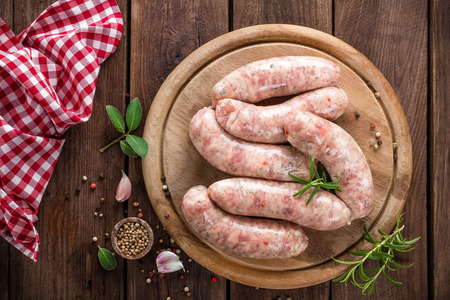 Foto de sausages - Imagen libre de derechos