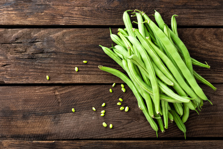 Photo pour green beans - image libre de droit