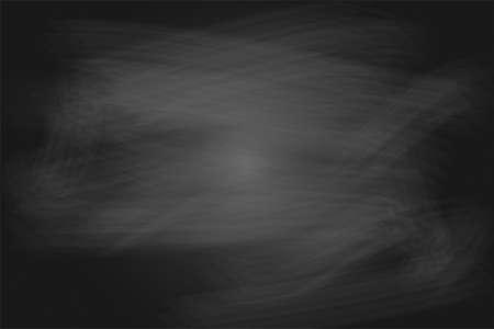 Photo pour black chalk board texture background can be use to make wallpaper - image libre de droit