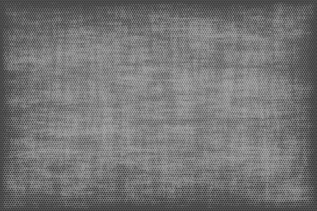Abstract grey background in the form of a grid in a grunge style