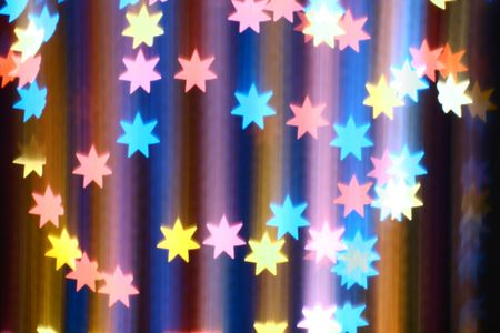 speedy motion stars abstract background