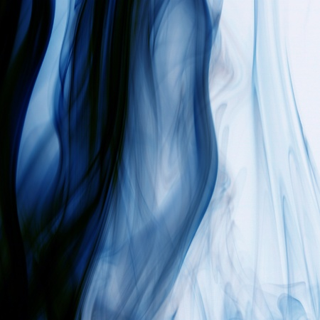 blue smoke natural abstract backgrounds