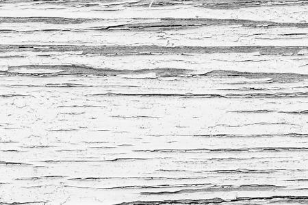 Foto de Texture of peeling paint. Abstract background for design. Black and white. - Imagen libre de derechos