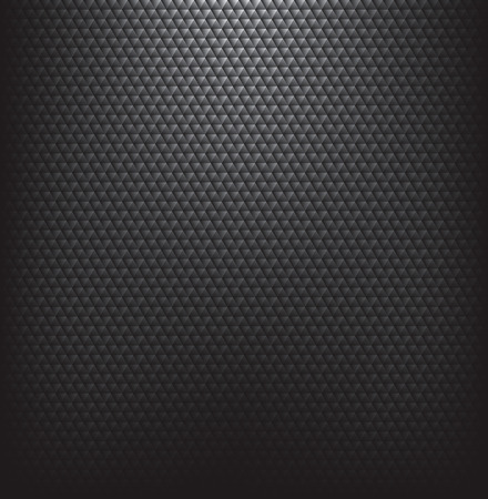 Abstract black textured technical background.