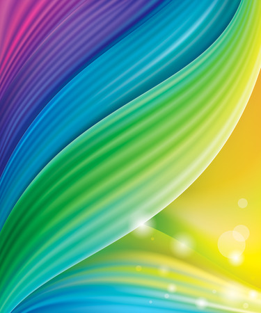 Photo for Colored abstract screen wallpaper modern background. - Royalty Free Image