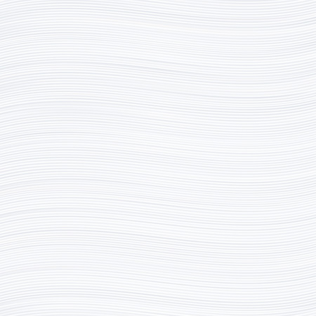Illustration for White wavy stripes texture paper or background. - Royalty Free Image