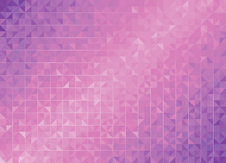 Abstract modern geometric purple background.