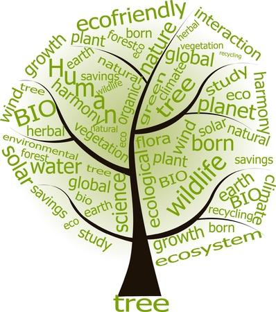 ecologycal tree ecology