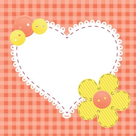 Illustration pour valentine - image libre de droit