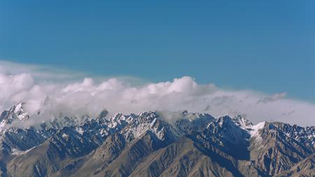 Xinjiang China Tashikuergan snow