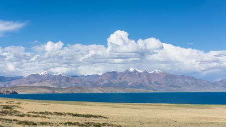 Lake Manasarova of Tibet,China
