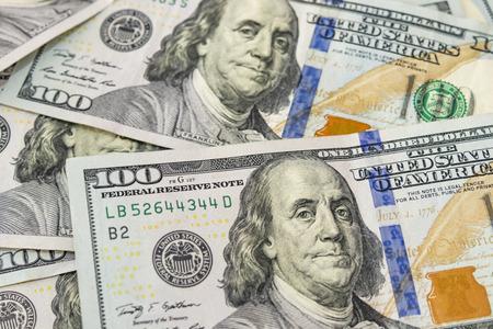 Photo pour close up us dollars - image libre de droit