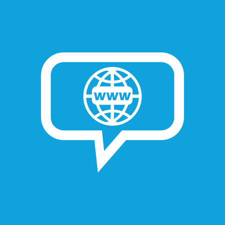 Global network message icon