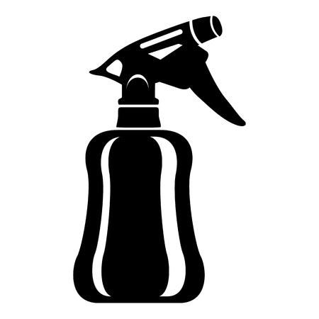 Perfume icon, simple style