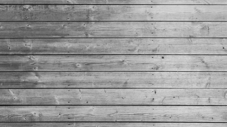 Photo pour White or gray wood wall texture with natural patterns background. Grey wooden table top backdrop. - image libre de droit