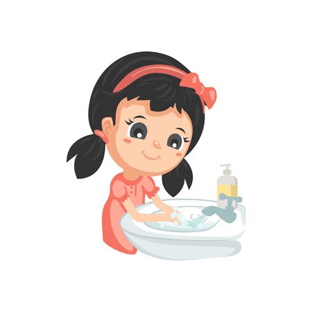 Good Habits - Washing Handsの素材 [FY310112957987]