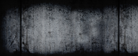 Extra Large Dark Grunge Horizontal Background