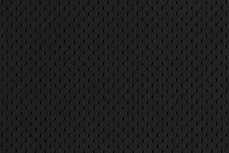 Black Mesh Sports Jersey texture
