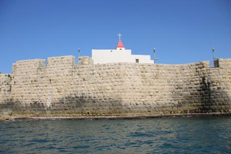 Walls of Akko Ancient Port City