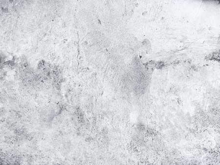 Foto de White stone texture grunge background, Blank white cement, concrete wall , interior design background, poster, backdrop, wallpaper, banner - Imagen libre de derechos